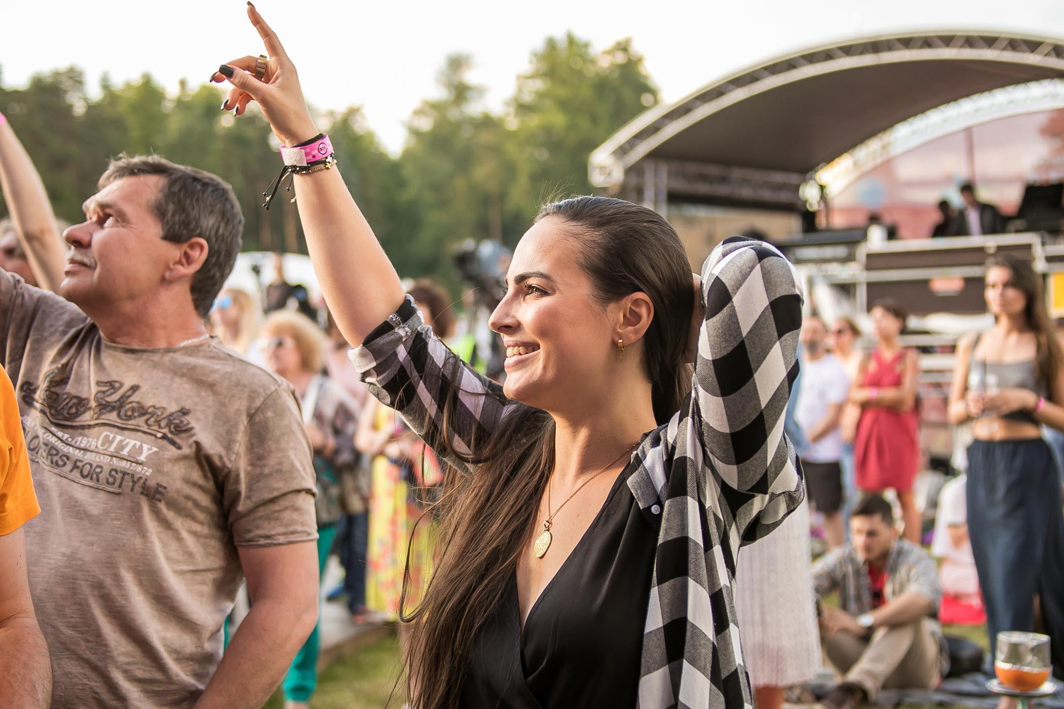 Летний фестиваль в Москве (ParkSeason)