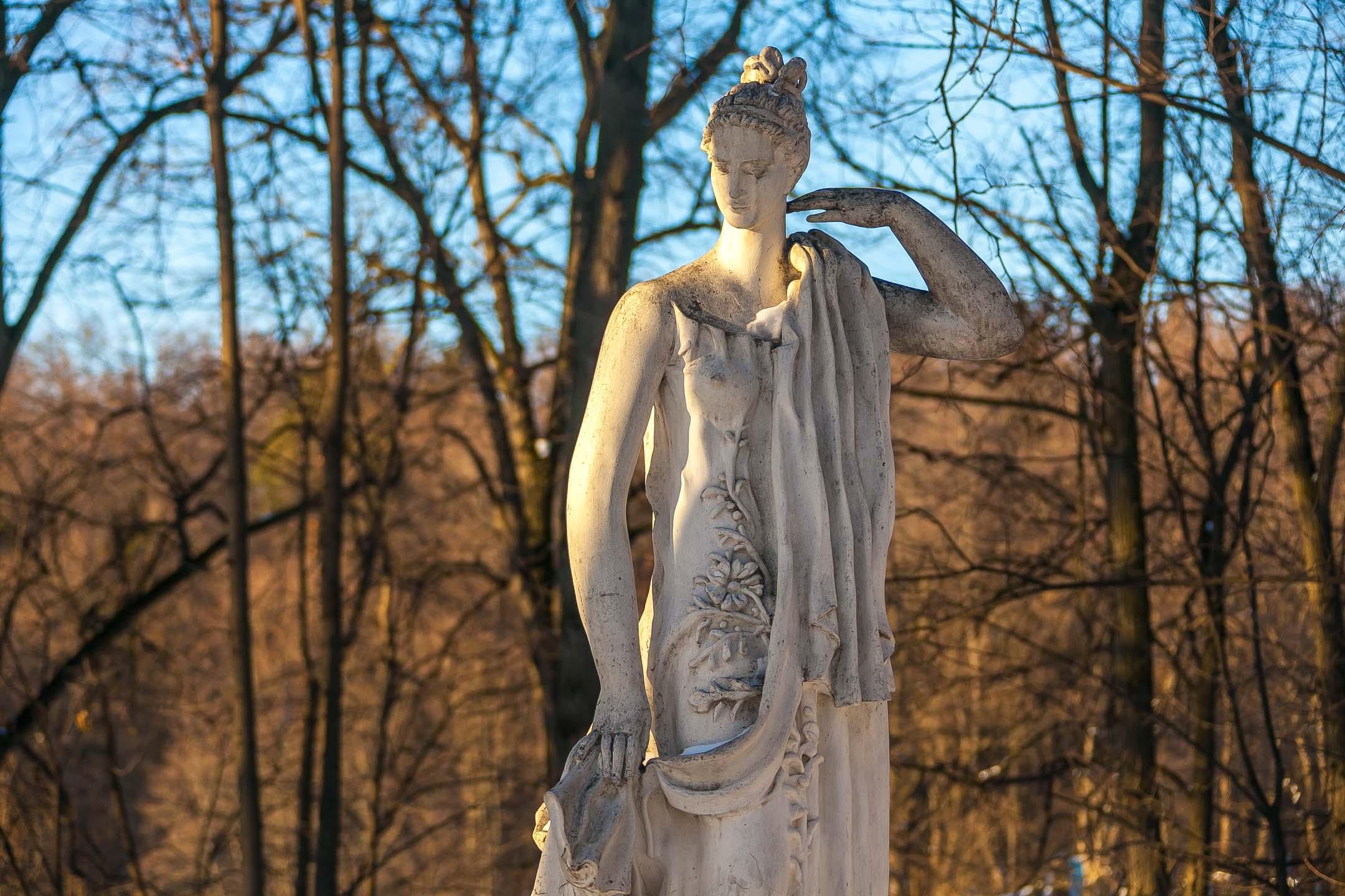 статуи в Царицыне