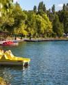 В парке «Люблино» откроют лодочную станцию