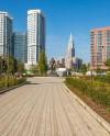 В парке на Ходынском поле устроят первый весенний дзен-субботник