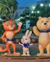 Талисманы Олимпийских игр переедут в Сочинский аэропорт