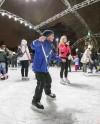 Акция «Ночь на катке-2019» пройдет в парках Москвы