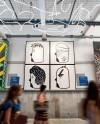 В Северном тоннеле парка «Зарядье» открылась выставка нижегородского уличного искусства «МЕСТО Х ЗАРЯДЬЕ»