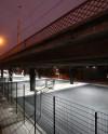 Баскетбольную площадку под мостом планируют вновь открыть в 20-х числах июня