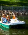 В пяти парках Москвы открылись лодочные прокаты