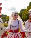 Выступления уличных артистов начнутся весной в 22 парках Москвы