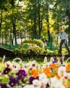 Фестиваль «Императорские сады России» пройдет в Михайловском саду у Русского музея