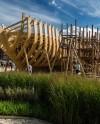 В «Новой Голландии» откроют выставку молодых художников