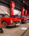 Концерты Ботанического сада МГУ пройдут в музее ретро-автомобилей