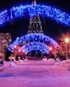 Казань украсит 42-метровая искусственная ель в энергосберегающих гирляндах