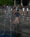 В парке Северного речного вокзала появятся три фонтана