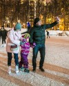 20 парков Москвы открывают катки в эти выходные
