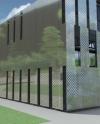 В Парке Горького построят новый физкультурно-оздоровительный комплекс