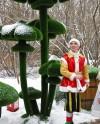 Парк «Сказка» поделился новогодней программой