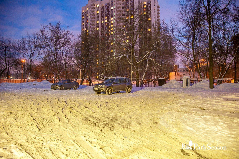 Бесплатная парковка, Усадьба «Люблино», Москва — ParkSeason