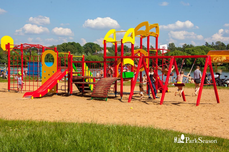 Детская площадка, Парк «Мещерский», Москва — ParkSeason