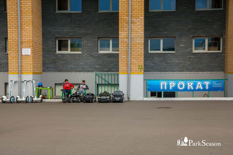 Прокат сигвеев и детских электромобилей — ParkSeason