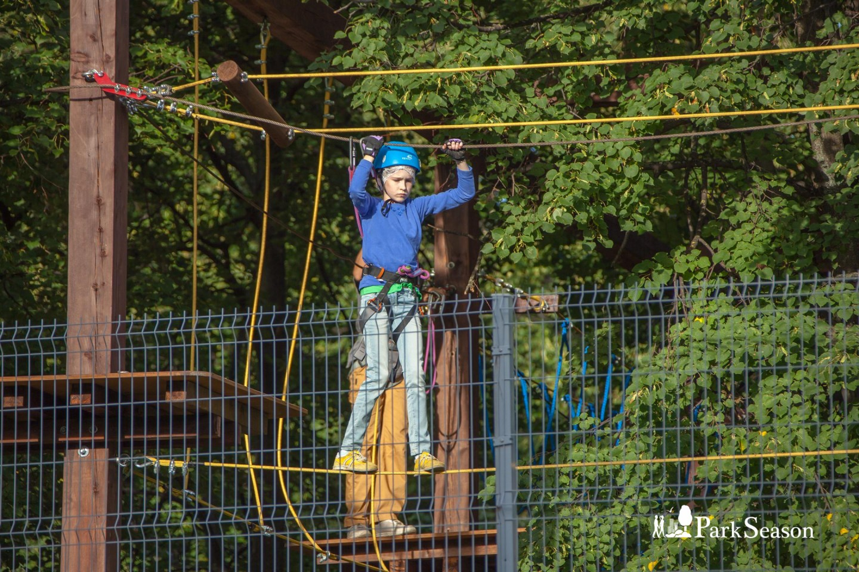 Веревочный парк Gammy Park (Временно закрыт) — ParkSeason
