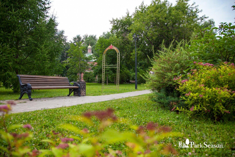 Зона отдыха для инвалидов и ветеранов — ParkSeason