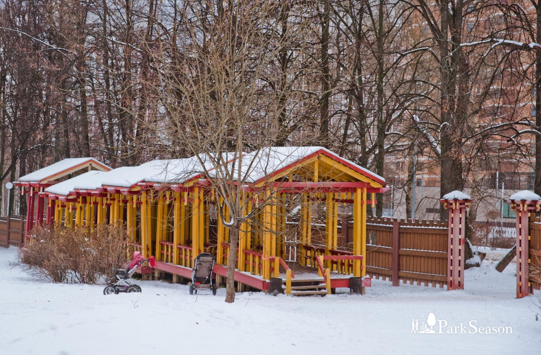 Беседки, Усадьба «Воронцово», Москва — ParkSeason