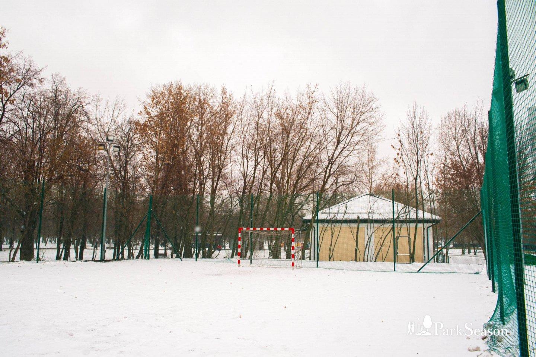 Футбольное поле, Парк «Красная Пресня», Москва — ParkSeason
