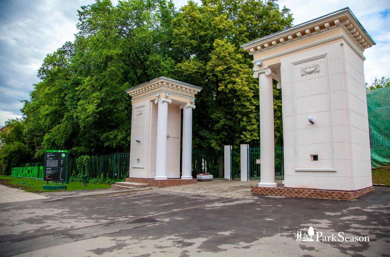 Главный вход, Парк «Бабушкинский», Москва — ParkSeason