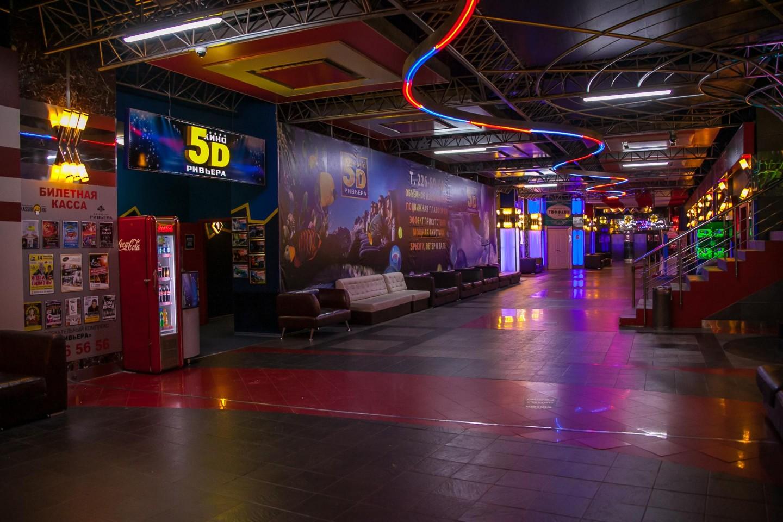 Развлекательный комплекс «Ривьера» — ParkSeason