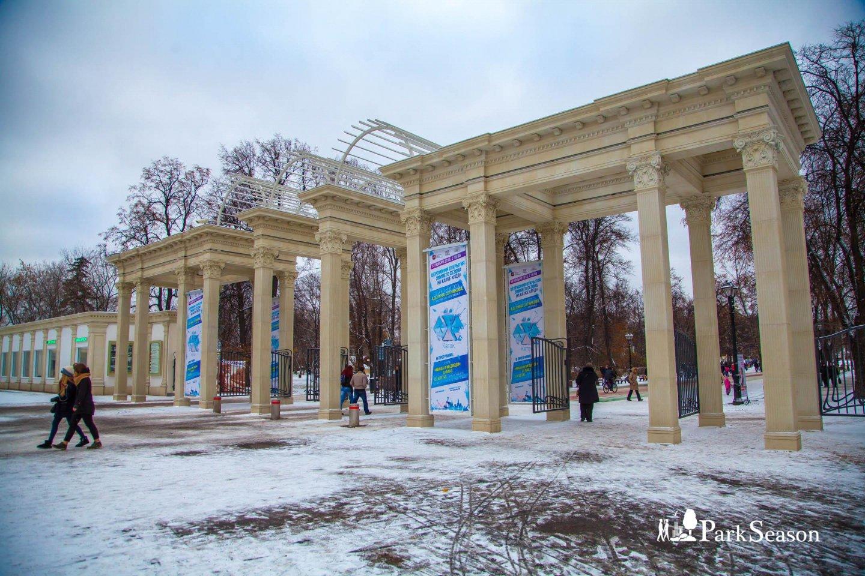 Главный вход, Парк «Сокольники», Москва — ParkSeason