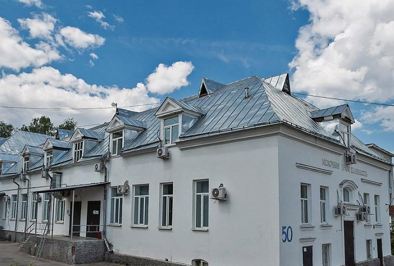 Павильон № 50 «Молочная промышленность», ВДНХ, Москва — ParkSeason