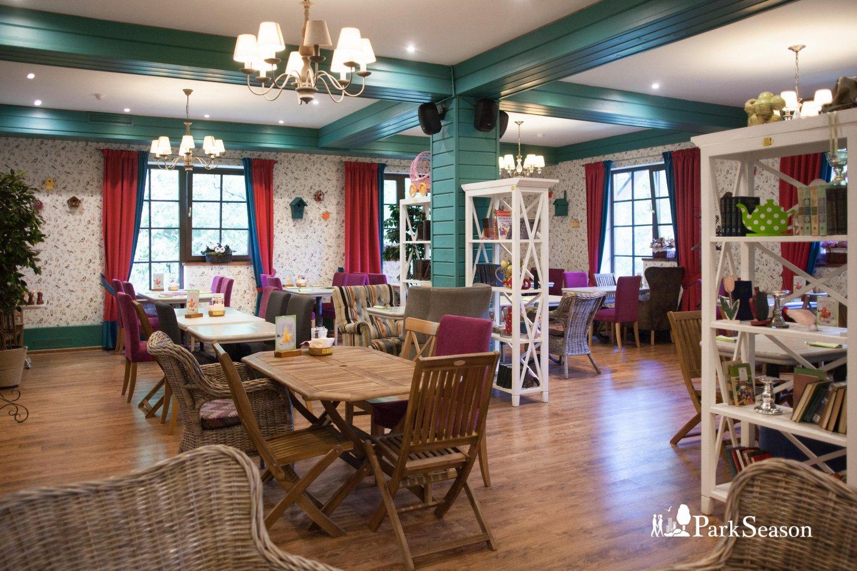 Ресторан «Андерсон на даче», ВДНХ, Москва — ParkSeason