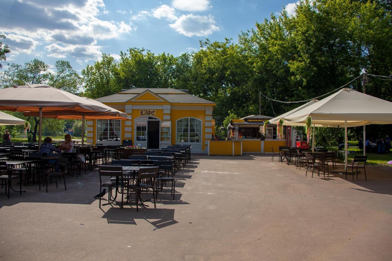Кафе «Домик Петра», Усадьба «Лефортово», Москва — ParkSeason