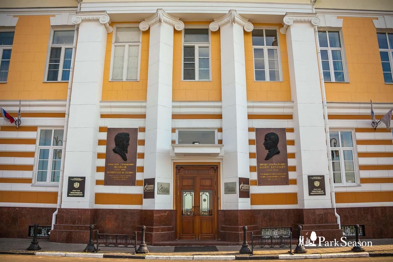Музей науки «Нижегородская радиолаборатория» — ParkSeason