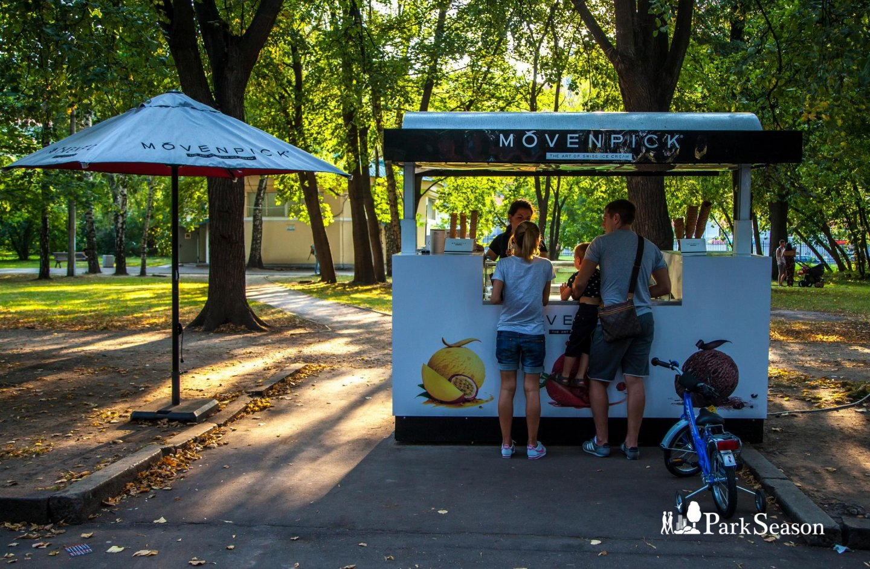 Мороженое Movenpick, Парк «Измайловский», Москва — ParkSeason