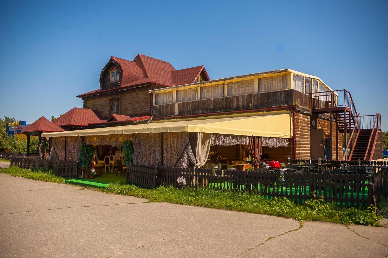 Ресторан «Ермак» — ParkSeason