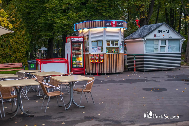 «Парк-кафе», Парк «Измайловский», Москва — ParkSeason