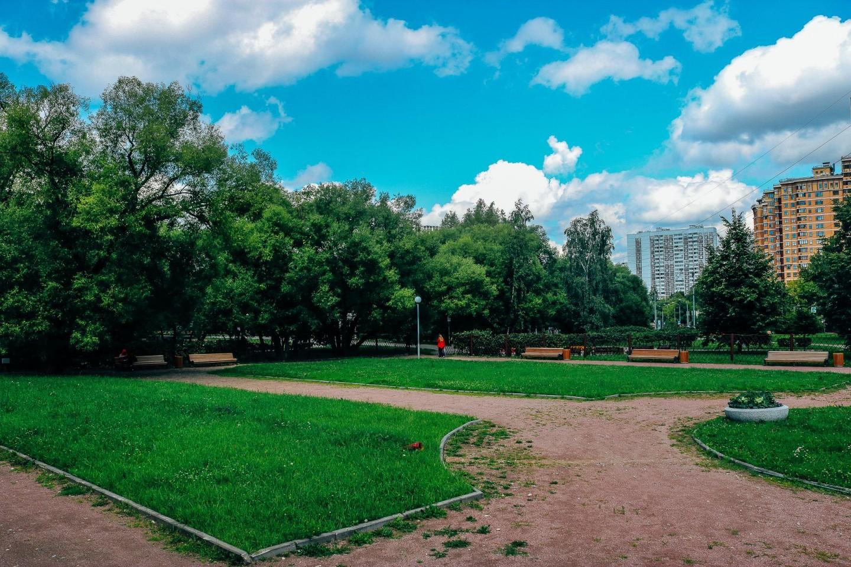 Итальянский сад — ParkSeason