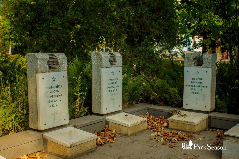 Бранская могила воинам-инетенациолистам — ParkSeason