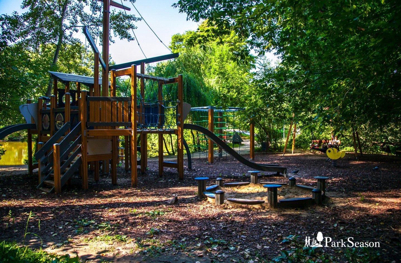 Детская площадка, Воробьевы горы, Москва — ParkSeason