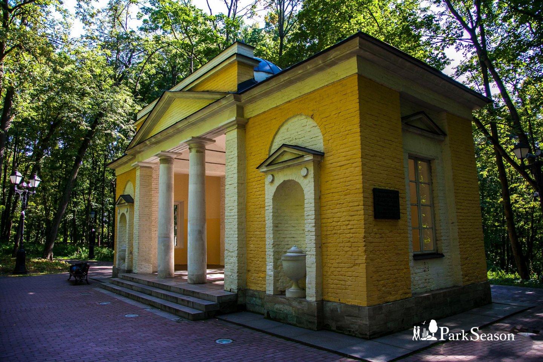 Павильон  «Нерастанкино» , Музей-заповедник «Царицыно», Москва — ParkSeason