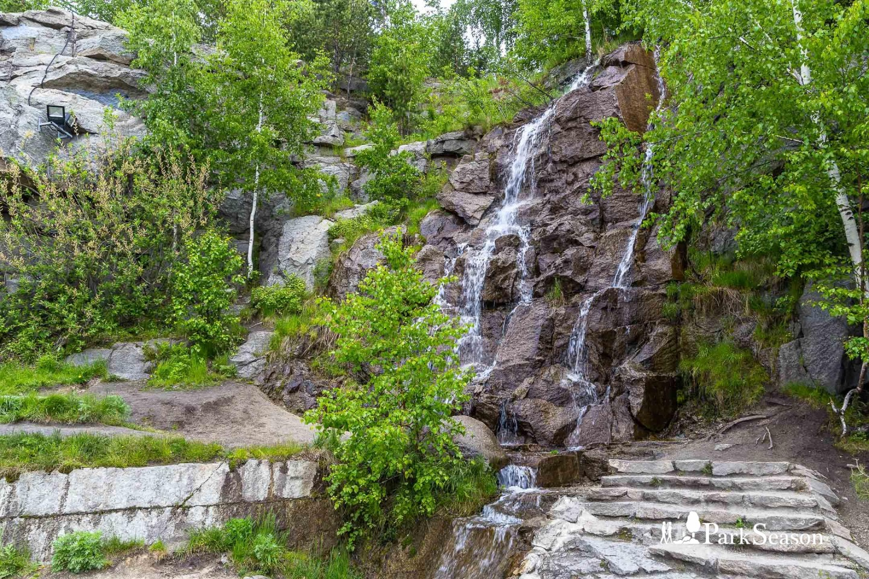 Водопадик — ParkSeason