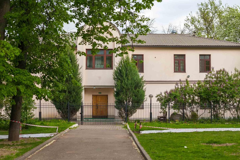 Администрация, Парк «Перовский», Москва — ParkSeason