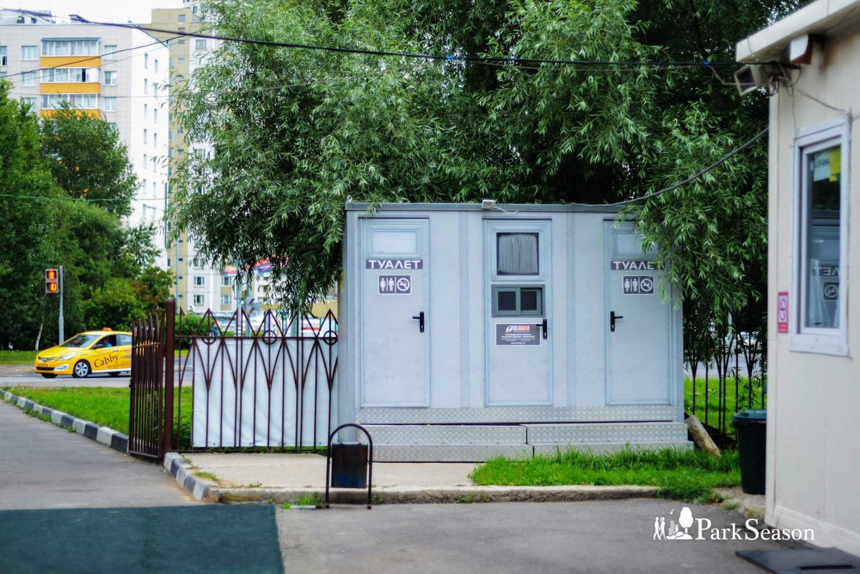 Туалет, Усадьба «Воронцово», Москва — ParkSeason