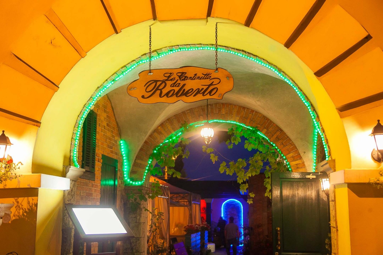 Ресторан «la cantinetta da roberto» — ParkSeason