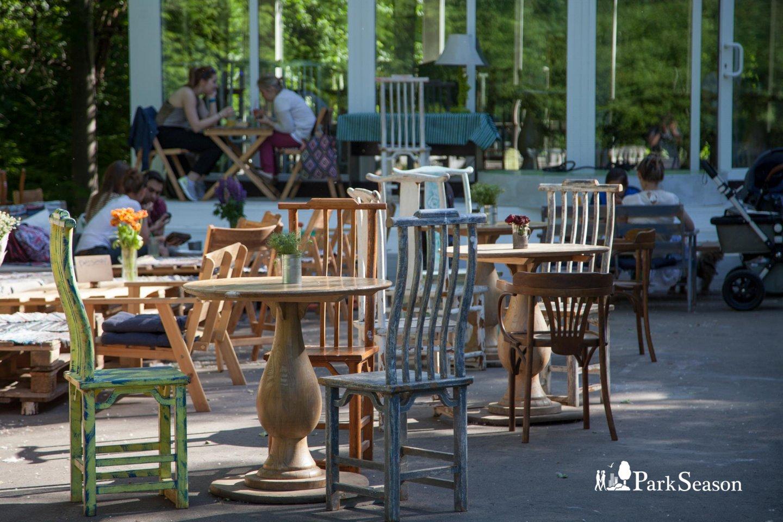 Кафе Sekta, Парк «Сокольники», Москва — ParkSeason