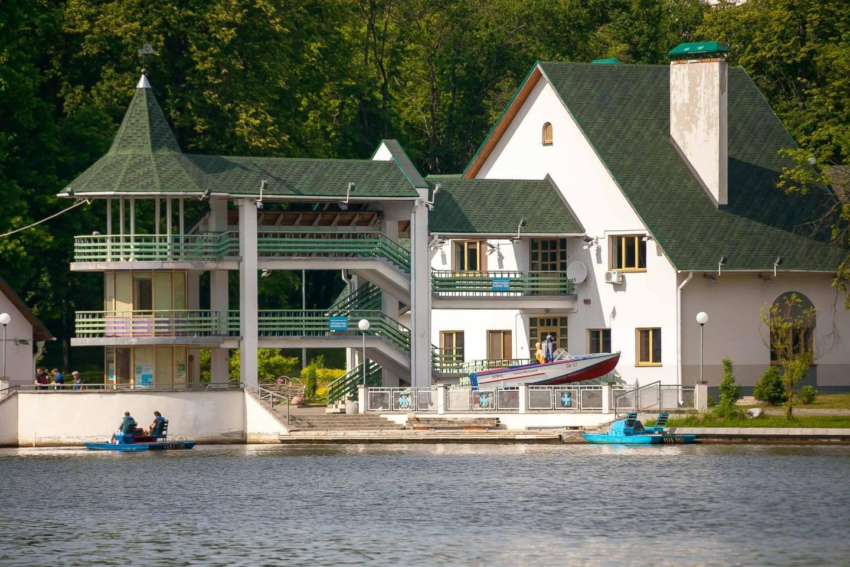 Спасательная станция «Комсомольское озеро» — ParkSeason