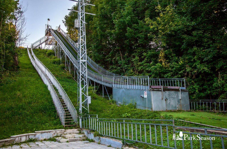 Спортивный комплекс «Воробьевы горы», Воробьевы горы, Москва — ParkSeason