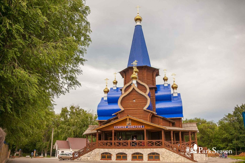 Церковь в честь иконы Божией Матери Умиление — ParkSeason