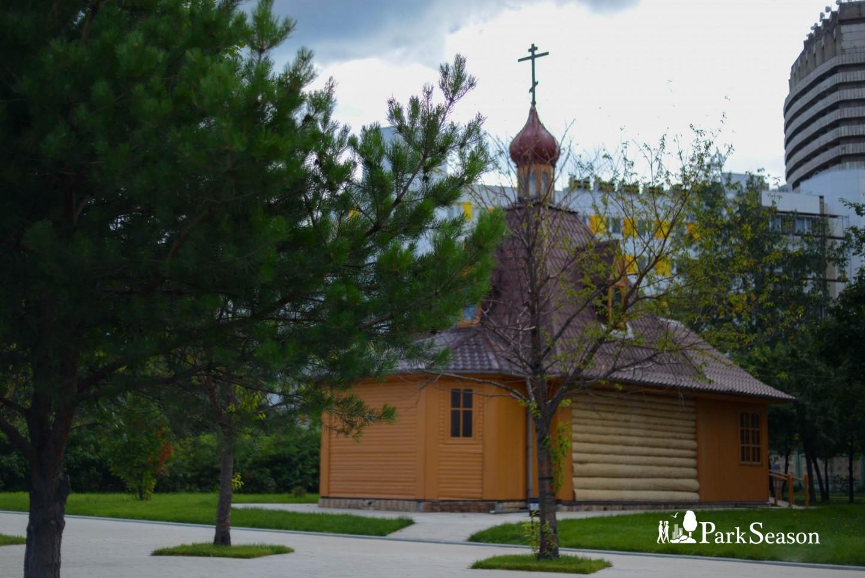 Церковь, Парк «Садовники», Москва — ParkSeason