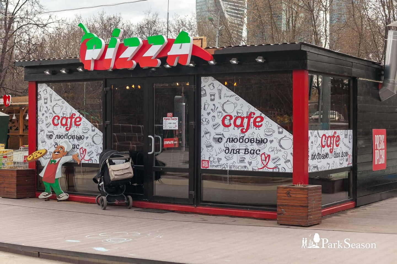 Кафе Pizza, Парк «Красная Пресня», Москва — ParkSeason