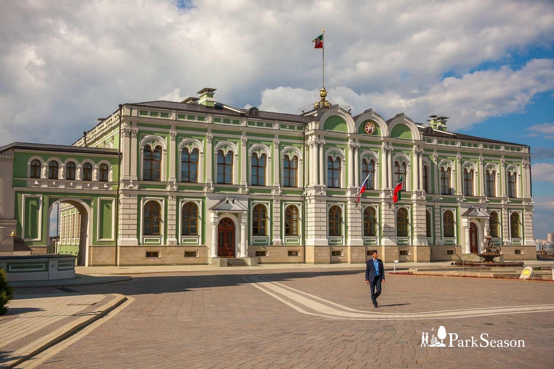 Резиденция президента Республики Татарстан (Губернаторский дворец) — ParkSeason